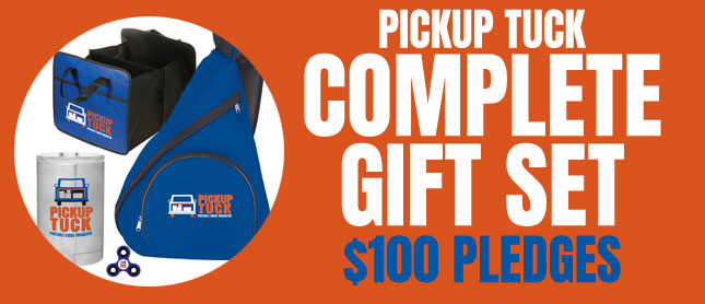 Pickup Tuck Complete Gift Set