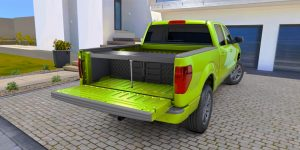 Pickup Tuck Rendering Video Cap