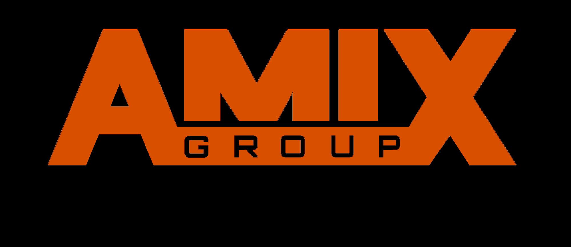 Amix Steel & Surplus Logo