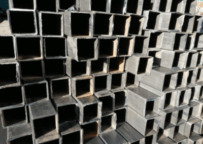 Hollow Structural Steel Tubing (HSS)