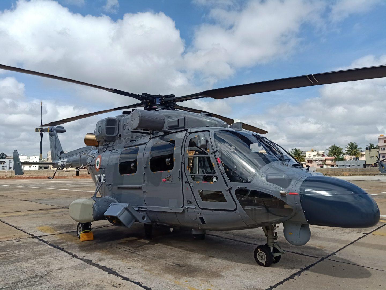 Dhruv Mark-III