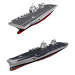 CVX design – Seoul Modern naval warfare