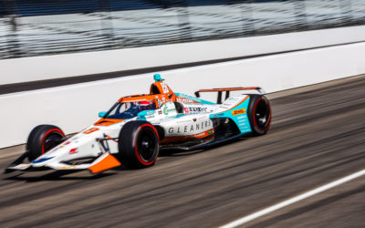 Steinbrenner Racing's Drive, Colton Herta finishes third in the 2020 NTT INDYCAR Championship