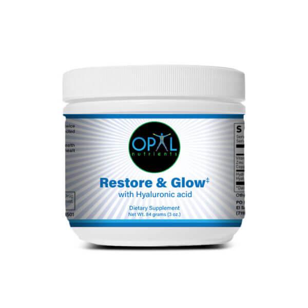 Restore & Glow OPAL Nutrients Supplements