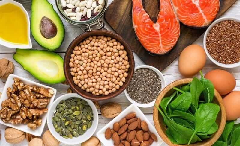 Nutrients and foods to lower cholesterol