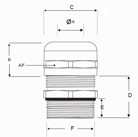 PG & Metric Cable Gland