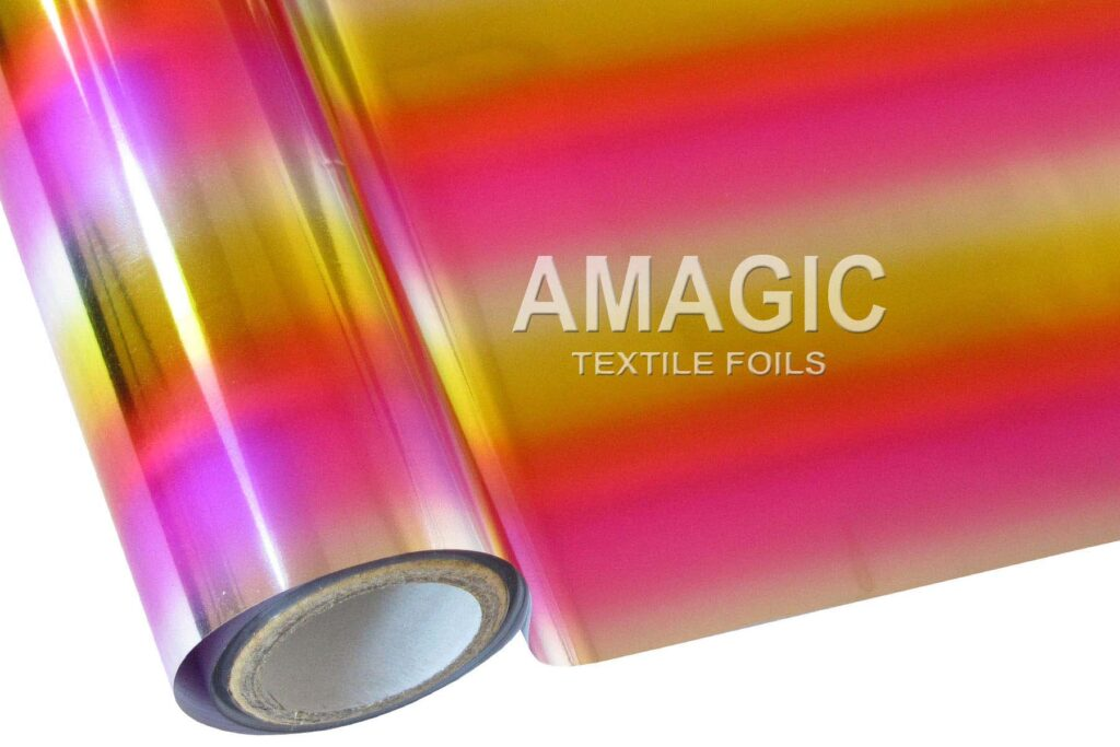 MCAA05 Rainbow foil