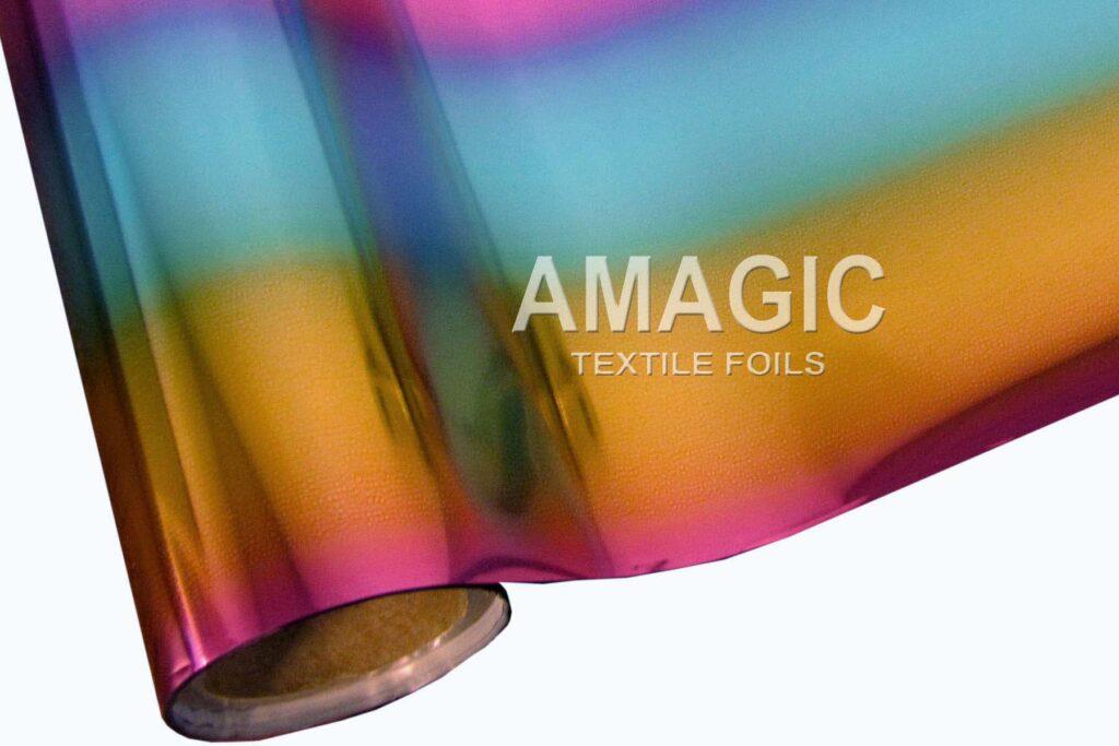 MCAA07 Rainbow foil