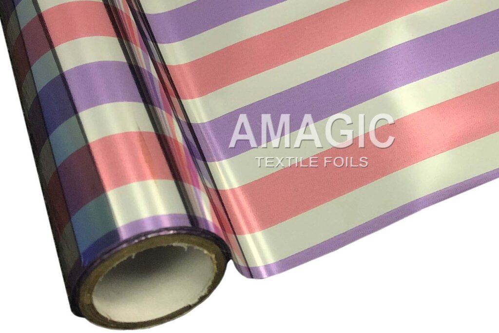 MCAA09 Rainbow foil