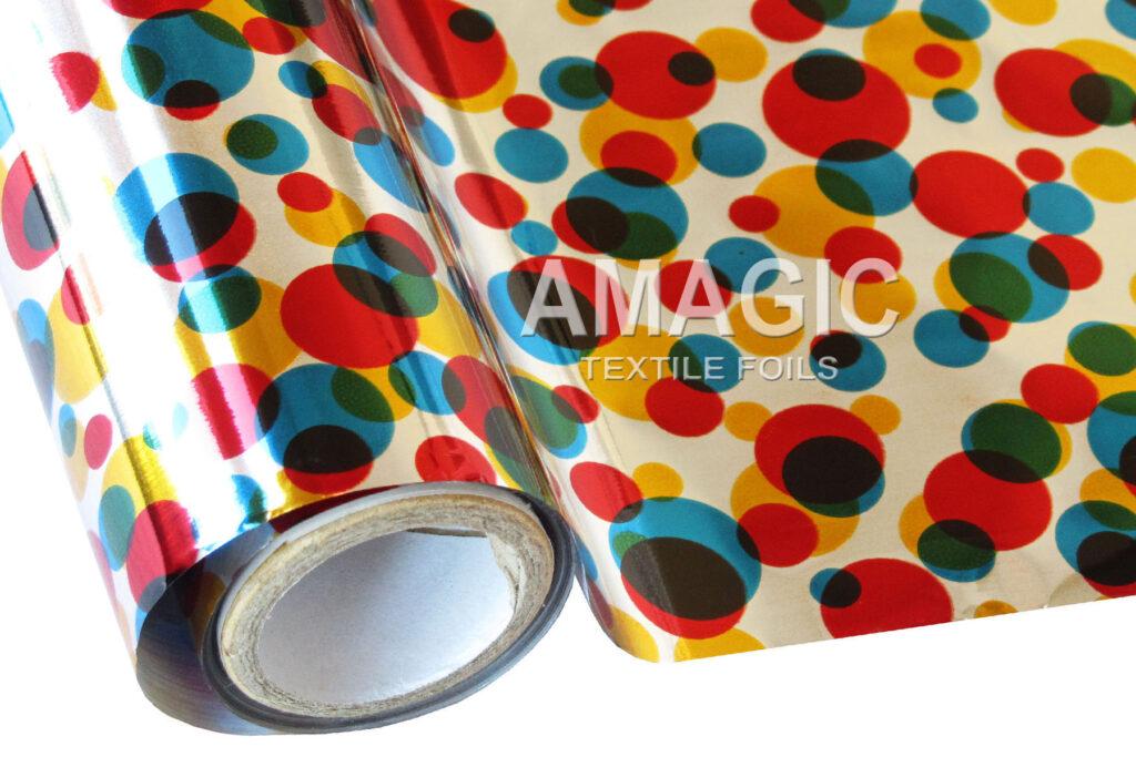MCAH01 Multi Dots foil