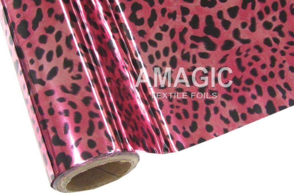 P1AK01 Leopard foil
