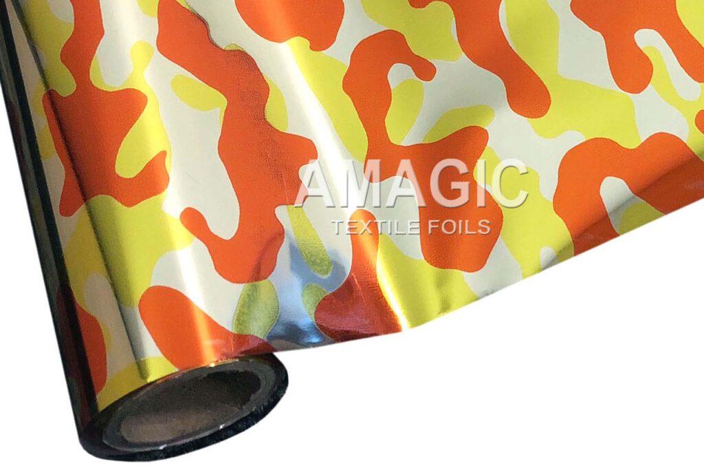 G0CAMO Camouflage foil