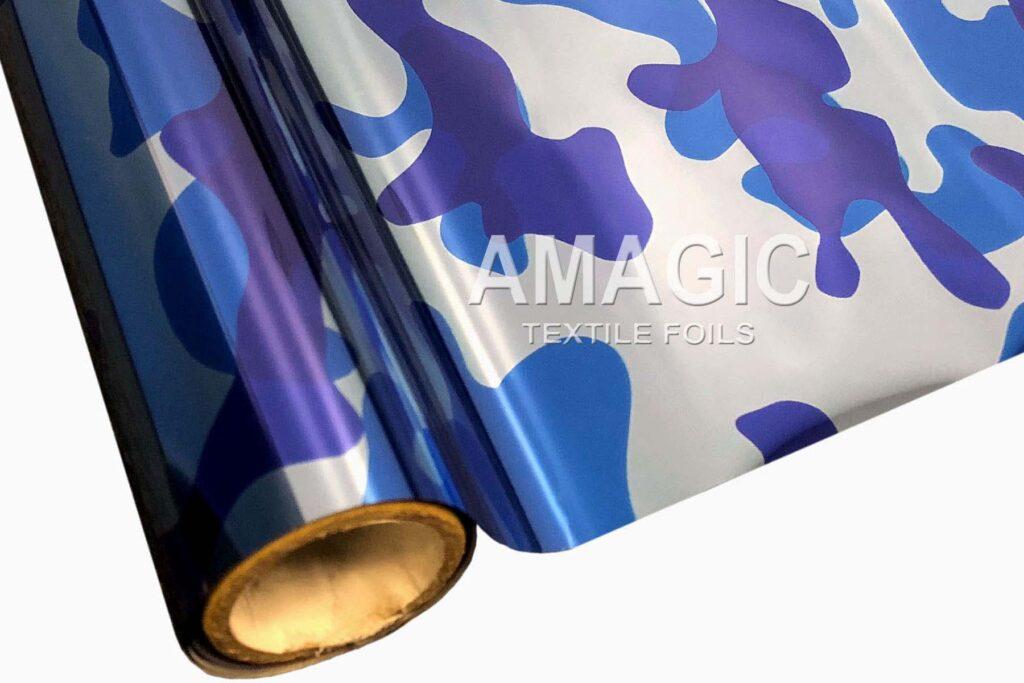 BJCMFL Lg Camouflage foil