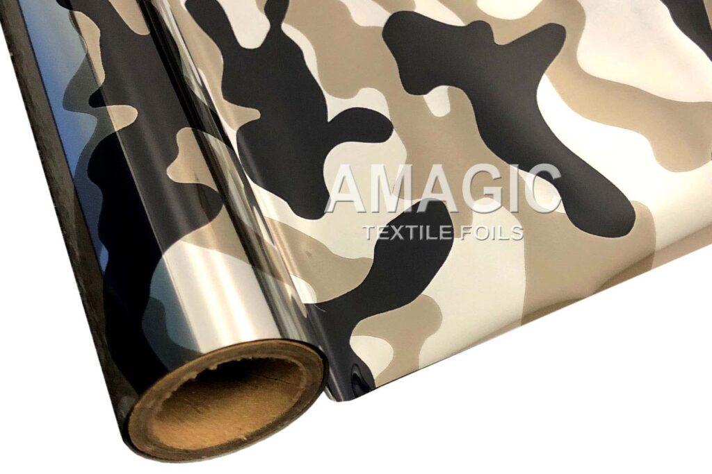 S0CMFL Lg Camouflage foil
