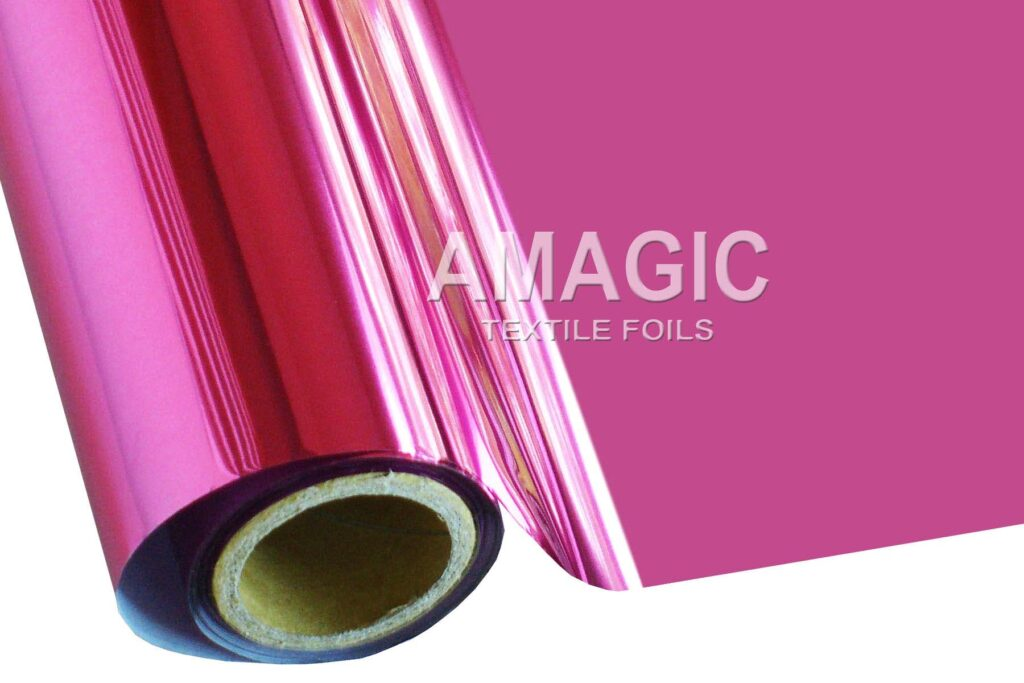 PJ Hot Pink foil