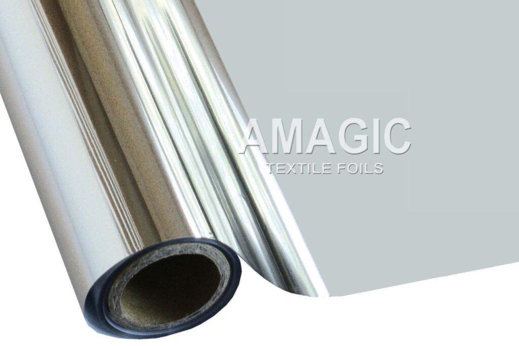 S5 Bright Silver foil