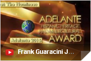 FRANK GUARACINI, Jr Perfil Latino