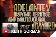 KEITH GORMAN en Adelante Cinco 2017