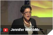 JENNIFER WEBB-MCRAE Perfil Latino