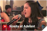 Rosita Salvatierra at Adelante V