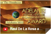 RAUL DE LA ROSA Perfil Latino