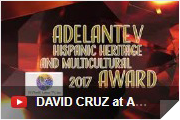 DAVID CRUZ en Adelante Cinco 2017