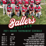 2021 Baseball Tournament Schedule