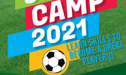 2021 Pullman Ballers Summer Soccer Clinic