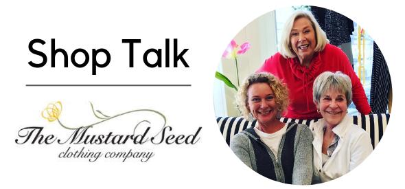 Shop Talk Mustard Seed