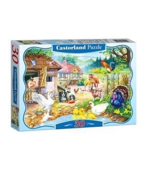 Puzzle-30 MIDI В-03136 Ферма
