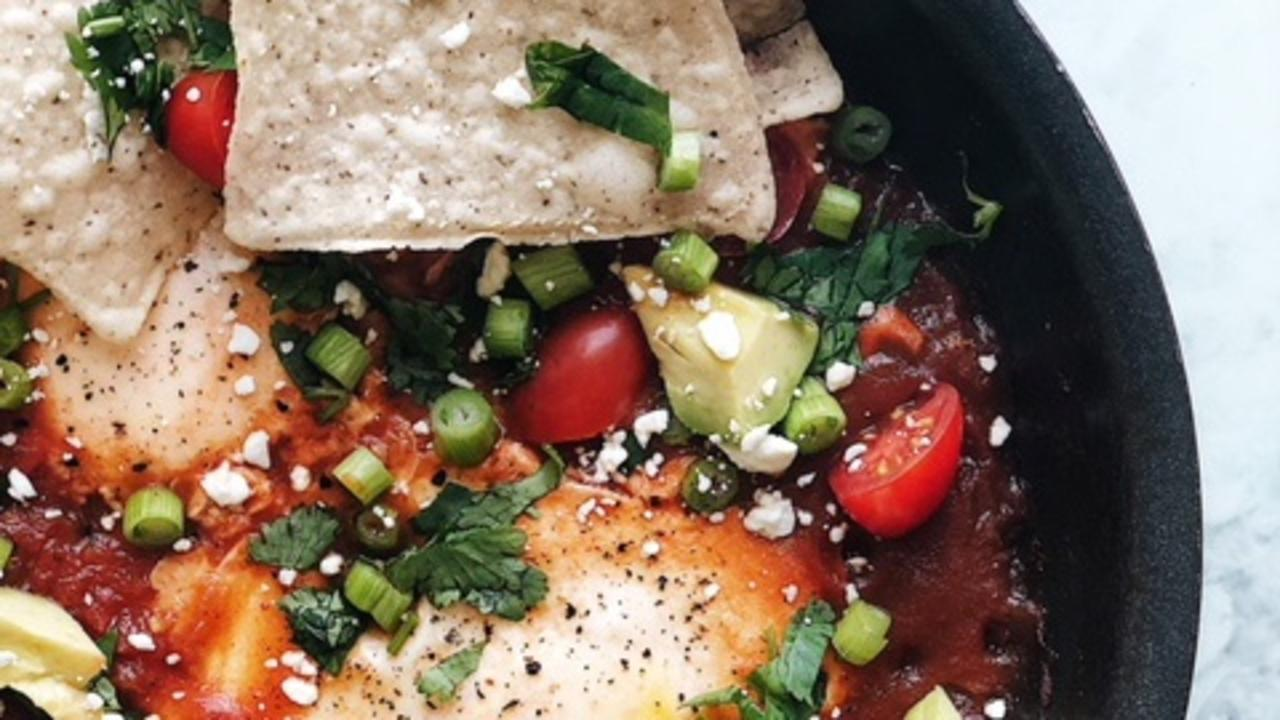 Spanish Inspired Shakshuka