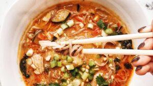 Spicy Chicken Ramen