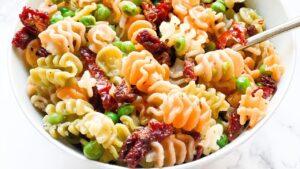 FunFetti Pasta Salad