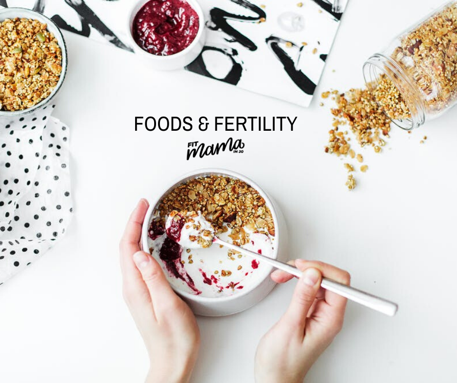 Nutrition & Fertility. Does It Really Matter?