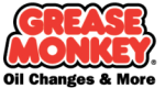 Grease Monkey Oil Change Logo