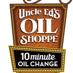 Uncle Ed's Oil Shoppe Logo