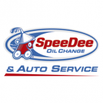SpeeDee Oil Change Logo