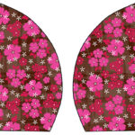 TROPICAL ABSTRACT PINK