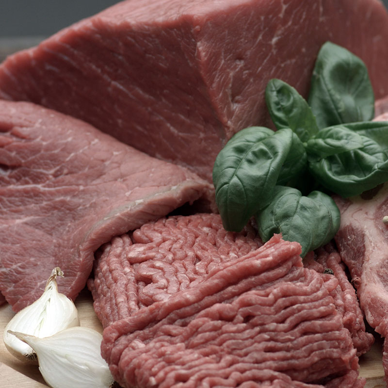 Grain-fed Meats, Shop With The Doc, photo of unhealthy meats