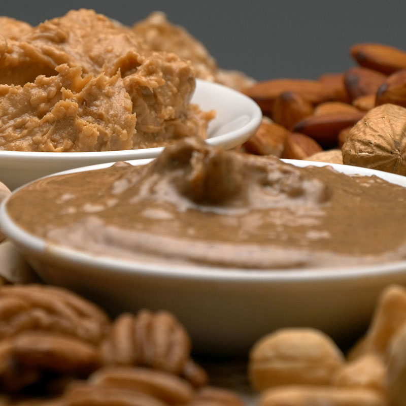 Nuts and nut butters, Shop With The Doc