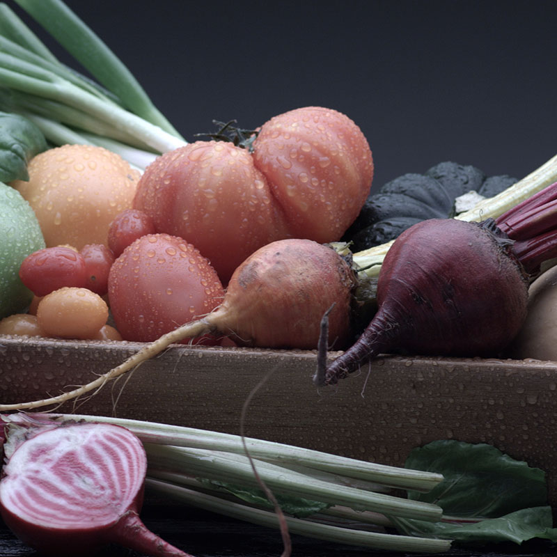 High Sugar Vegetables, Shop with the Doc, photo of beets and squash