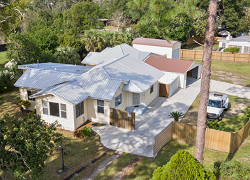 aerial photo of a home in casselberry fl