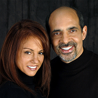 photo of central florida realtors george and suzie crudo