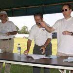 At the pilots meeting, Talking…. photo credit: Bill Elliot
