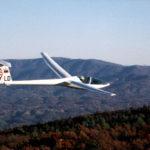 DG-200 AcroRacer LD over Chilhowee Ridge