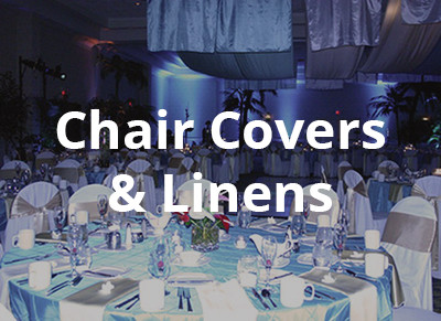 Chair & Table Linen Rentals