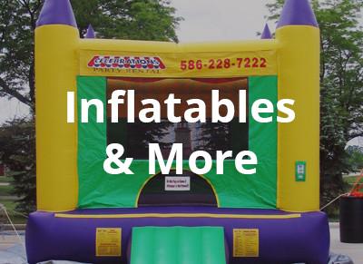 Inflatable Attraction Rentals