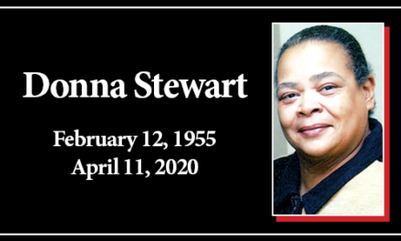 The Kansas City Call Publisher, Donna Stewart, passed away but her legacy lives on