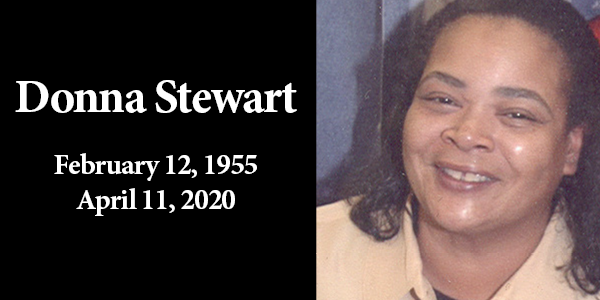 Donna Stewart, THE CALL Publisher, Dies At Age 65