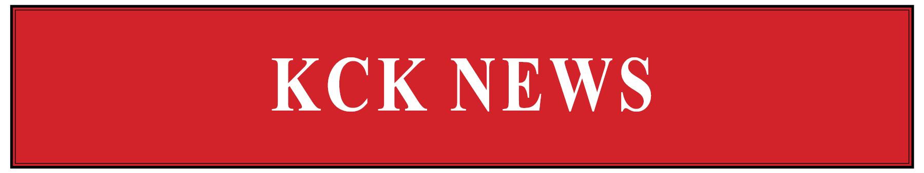 KCK News header